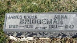 Anna <i>Gilmore</i> Bridgeman