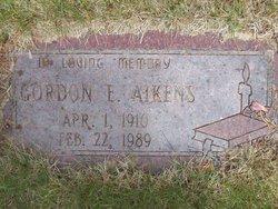 Gordon Edward Aikens
