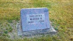 Maude Ruth Vandorston
