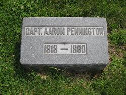 Capt Aaron Pennington