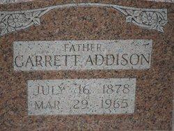 Garrett Caleb Christopher Addison