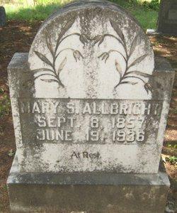 Mary Strauss <i>Bitner</i> Allbright