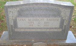 Leminine Lena <i>Allbright</i> Barrier