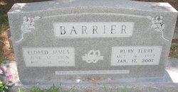 Eldred James Barrier