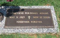 Genevieve Pershall Adams