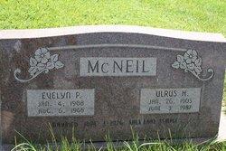 Evelyn <i>Pearce</i> McNeil