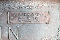 Clara Alleine <i>Brown</i> Austin