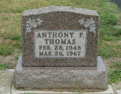 Anthony Thomas