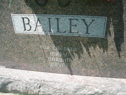 Ruby Maxine <i>Chrisman</i> Bailey