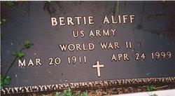 Bertie Aliff