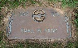 Emma M. Ardis