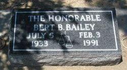 Bert B. Bailey