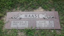 Harry R. Haase