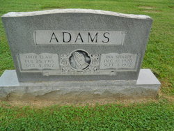 Ina <i>Sharpe</i> Adams