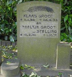 Neeltje <i>Stelling</i> Groot