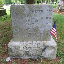 Helen M <i>Reed</i> Aughu