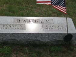 David E. Barber