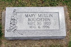 Mary <i>Mullin</i> Boughton
