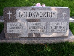 Genevieve Theresa <i>Winters</i> Goldsworthy