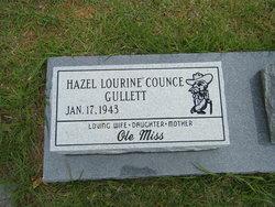 Hazel Lourine <i>Counce</i> Gullett