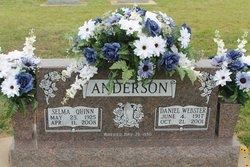 Daniel Webster Anderson