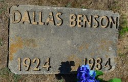 Dallas Benson