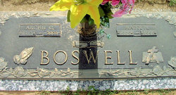 Lucy Mabel <i>Herndon</i> Boswell