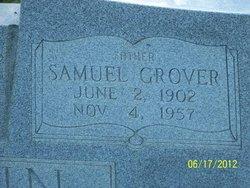 Samuel Grover Sam Gann