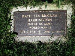 Kathleen <i>McGraw</i> Harrington