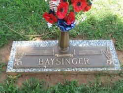 M. Wayne Baysinger