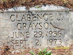 Clarence Junior Grayson