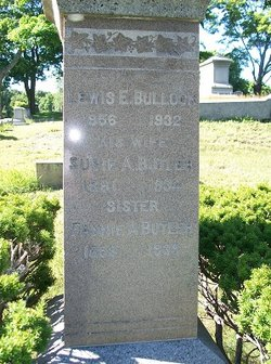Susie A. <i>Butler</i> Bullock