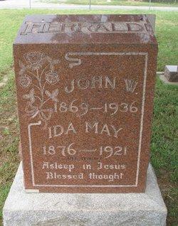 Dr John Wesley Herrald
