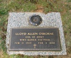 Lloyd Allen Osborne, Jr
