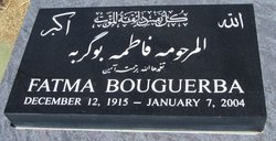 Fatma Bouguerba