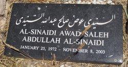 Awad Saleh Abdullah Al-Sinaidi
