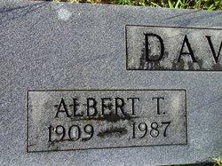 Albert T Davis