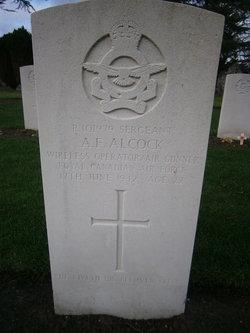Sgt Arthur Frank Alcock