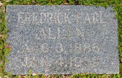 Frederick Earl Allen