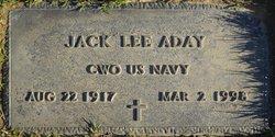 Jack Lee Aday