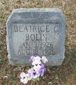 Beatrice Bolin