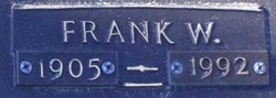 Frank W. Cook