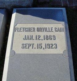 Fletcher Orville Cain