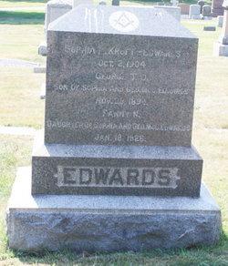 Fanny N Edwards