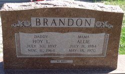 Hoy L. Brandon