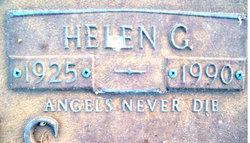 Helen C. <i>Greene</i> Evans