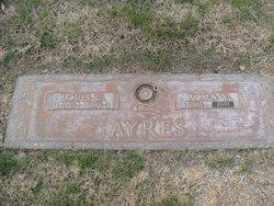 Roma Augusta <i>Yates</i> Ayres