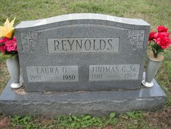Thomas Gregory Reynolds, Sr