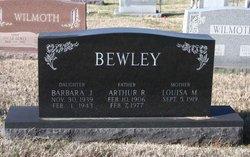 Arthur R Bewley