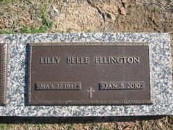 Lilly Belle <i>Davis</i> Ellington